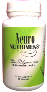 Neuro Nutrimens BiAloe Capsules