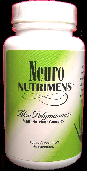 Neuro Nutrimens (BiAloe) 60 capsules